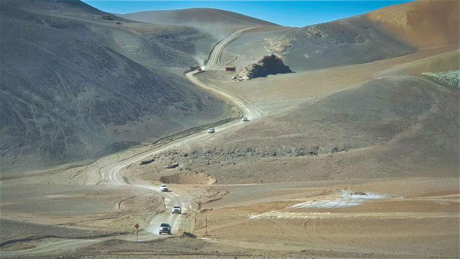 0521 ruta de los seismiles travesia 4x4