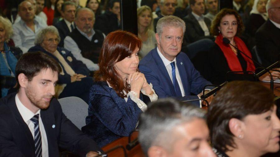 Cristina Fernández pide que el tribunal garantice su declaración indagatoria
