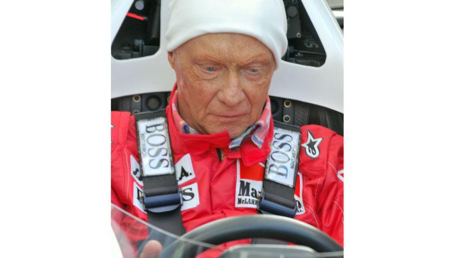 El día que Niki Lauda conoció a Perón