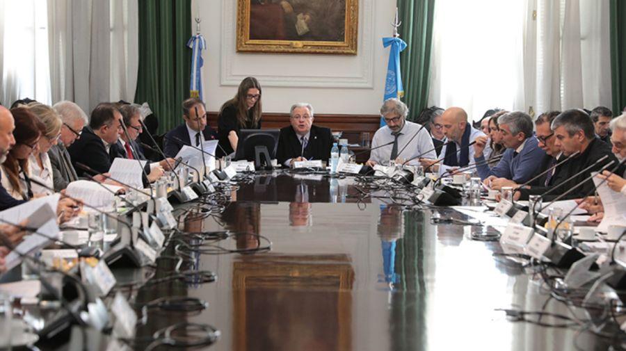 Consejo Superior de la Universidad de Buenos Aires.