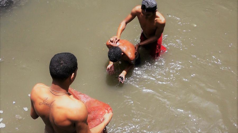 rio guaire caracas venezuela
