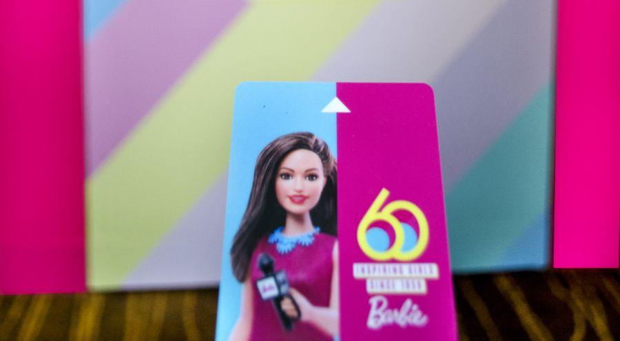 La barbie room