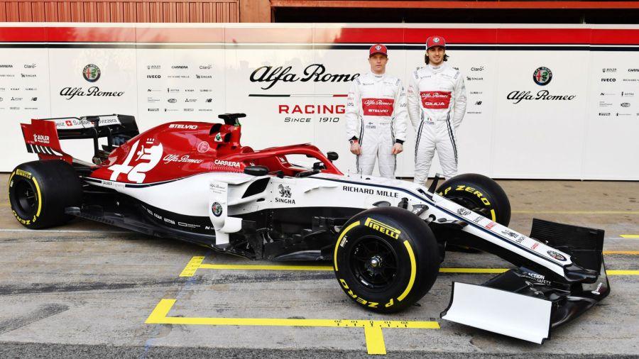Kimi Raikkonen disputará su Gran Premio número 300
