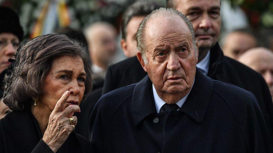 Rey Juan Carlos. Hace 5 años abdicó al trono.