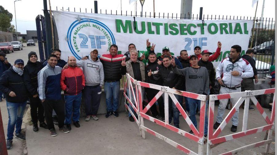 Paro y Movilización 20190529
