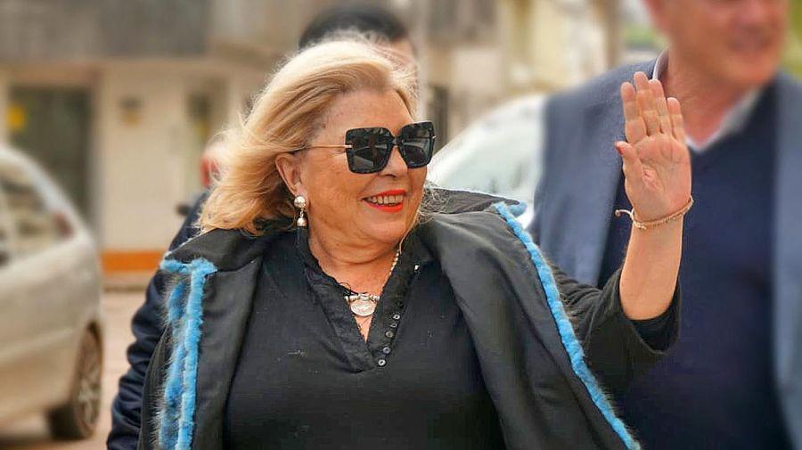 Lilita, con poder de veto en Cambiemos.