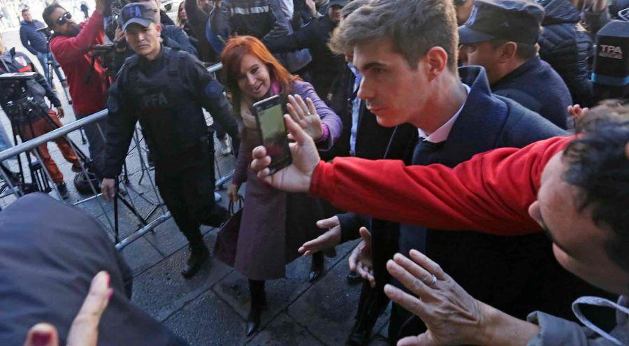 Retoma el juicio por delitos con la obra pública sin Cristina Kirchner