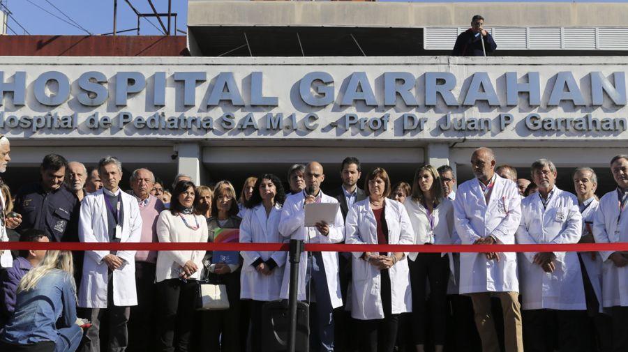 Hospital Garrahan 20190603