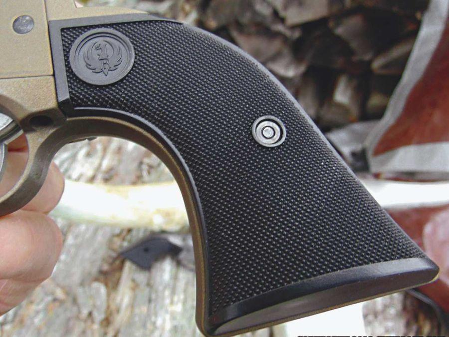 0604 Ruger Wrangler: un revólver a puro estilo western