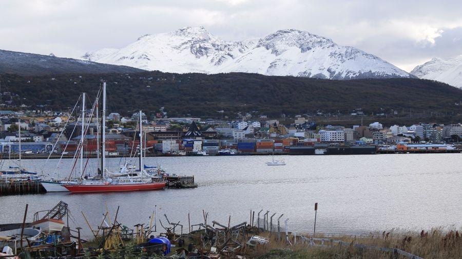 Argentina y Chile se unen por primera vez para investigar en el Canal Beagle.