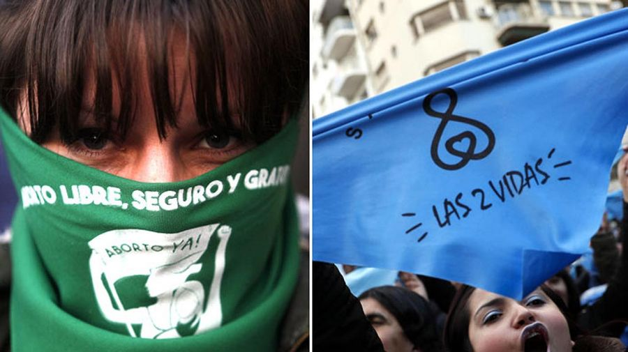 Símbolos: las movilizaciones en un sentido y otro cambiaron la iconografía que quedan en la memoria popular argentina.