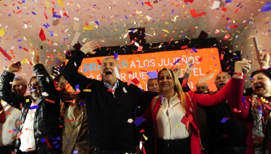 Gerardo Morales triunfó en las elecciones de Jujuy