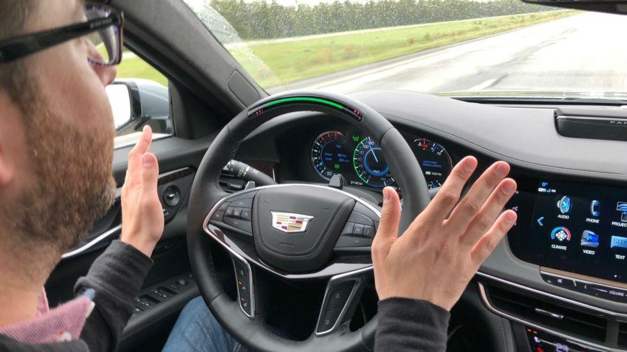 Cómo es viajar en un vehículo autónomo