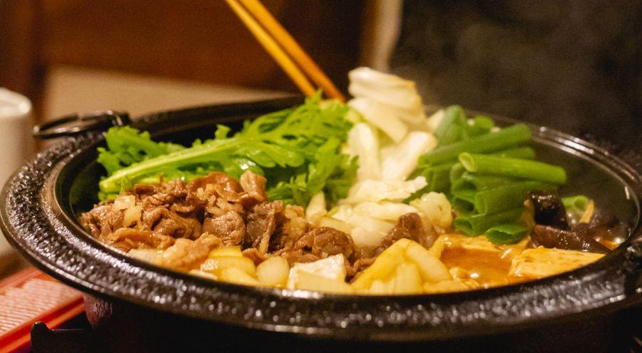 La semana de la comida niponesa
