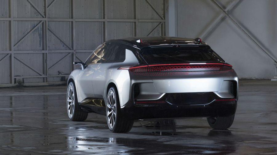 Un rival para Tesla también con apellido ilustre
