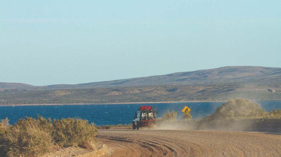 0612 Camarones, entre los encantos del mar y la Patagonia