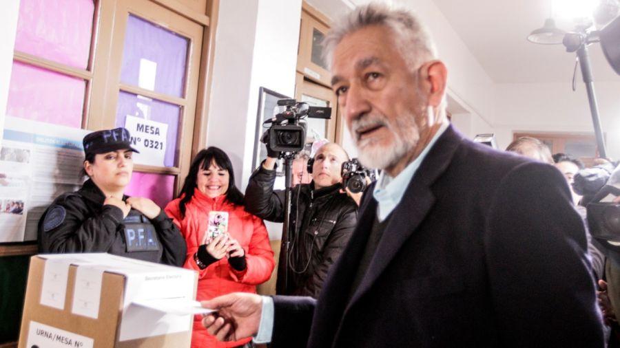 El domingo 16 de junio, Rodríguez Saá logró su reelección con el 42,32 por ciento de los votos.