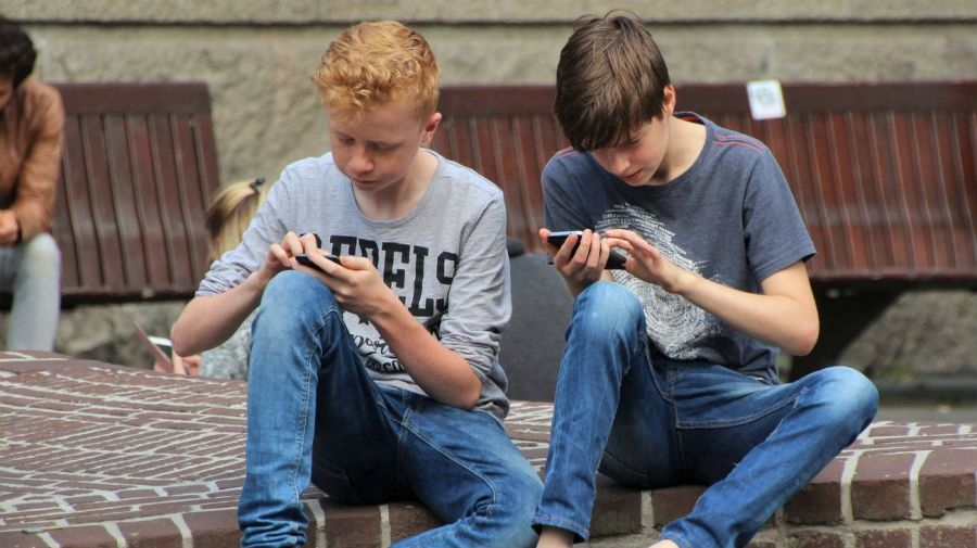 Los jóvenes actuales llevan toda su vida en contacto con la tecnología.