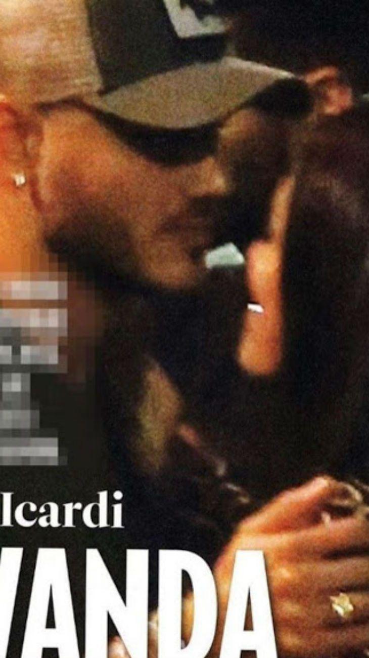 Aparecieron fotos de Mauro Icardi con otra mujer
