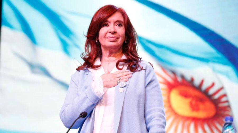 Cristina Kirchner Rosario g_20190620