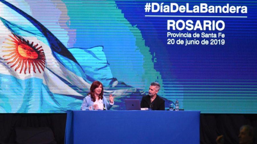 Cristina Kirchner Rosario Sinceramente g_20190620