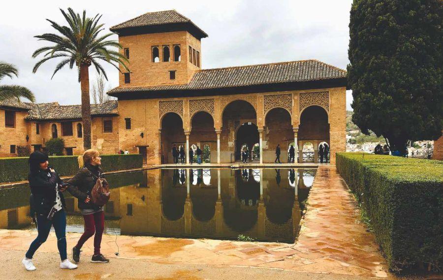 0621 Granada: un viaje al pasado