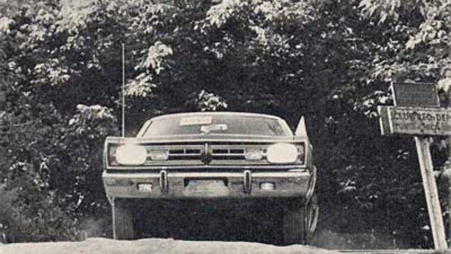 Dodge Polara GTX V8