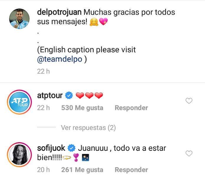 El mensaje de Sofia Jujuy a Delpo