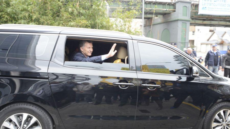 Autos presidenciales