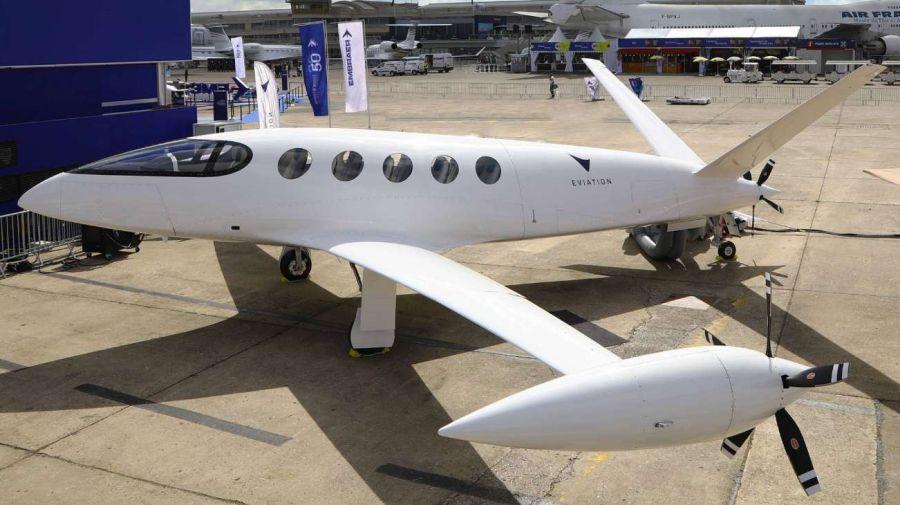 0625 Alice primer avión comercia eléctrico