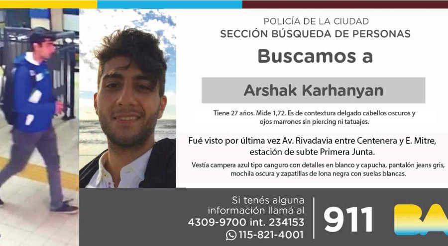 Arshak Karhanyan 06262019