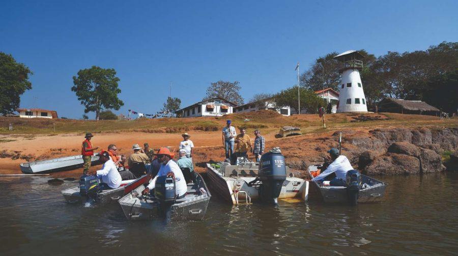 0627 Hasta Bolivia para desafiar a las cachorras amazónicas