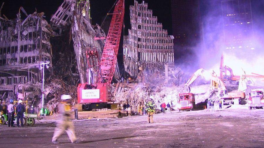fotos ineditas 11 de septiembre torres gemelas