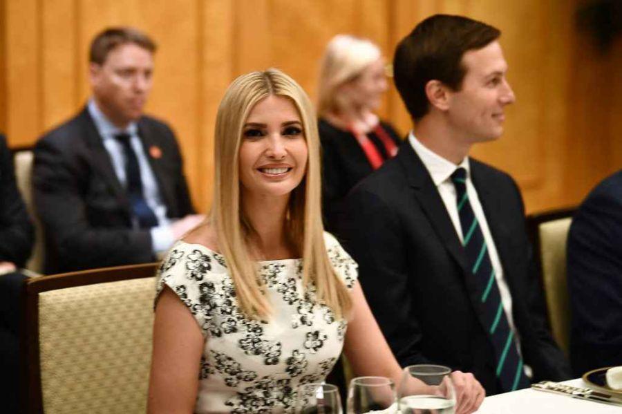 Ivanka Trump gana elogios en el G-20 con su look