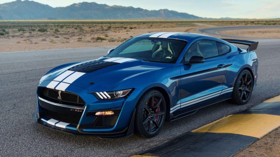 El nuevo Ford Mustang Shelby GT500, ofrecerá 760 caballos de potencia