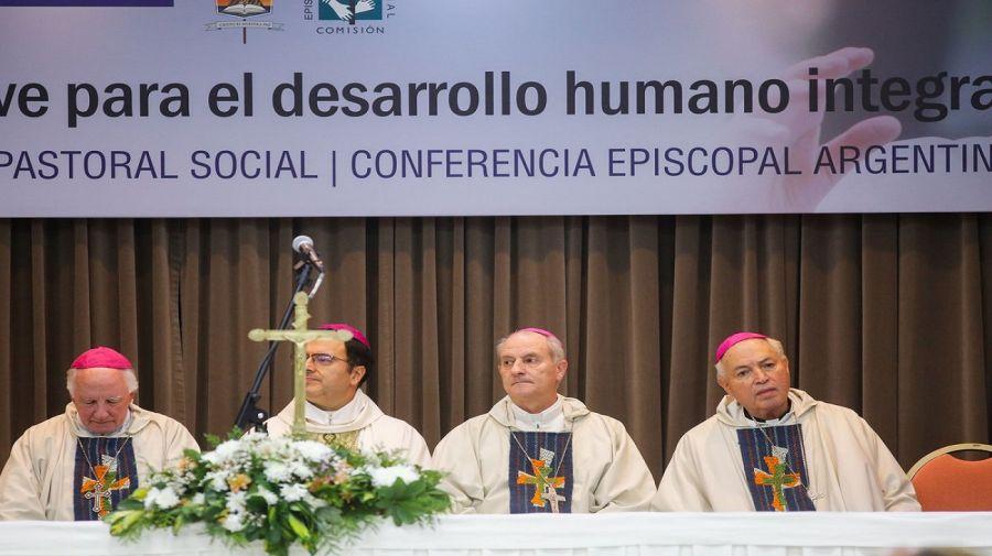 Misa celebrada durante la Semana Social 2019 bajo el lema: