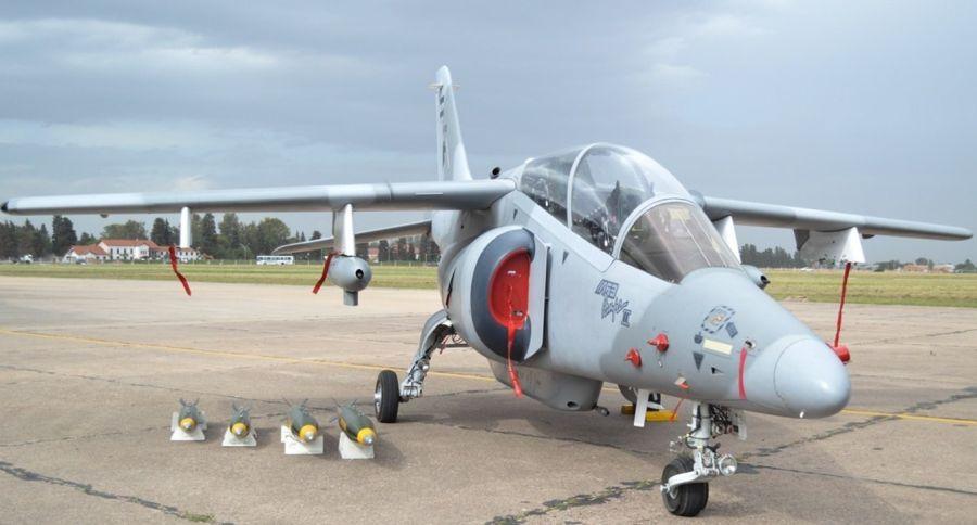 0703 Cómo es el Pampa III, el avión que Argentina venderá a Guatemala