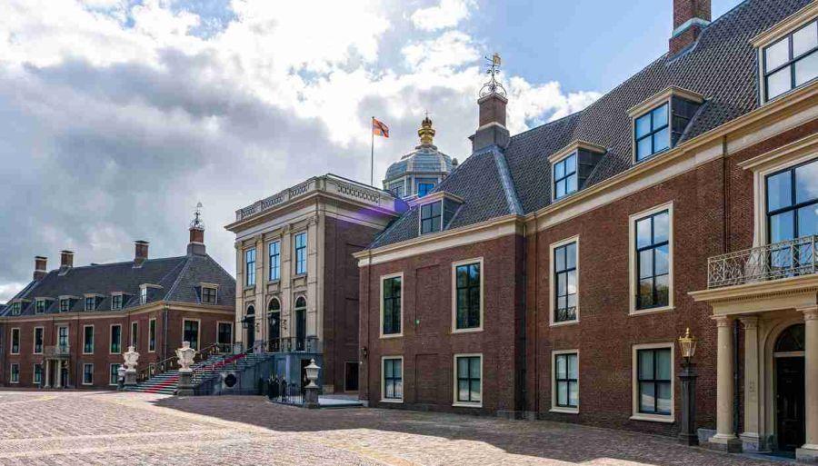Máxima de Holanda abre las puertas de su renovado palacio