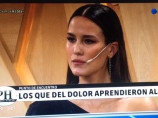 Luli Fernández contó como vivió el momento más duro de su vida