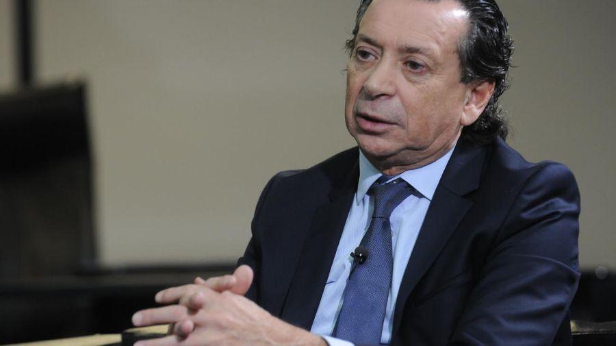 Dante Sica, en la entrevista con Jorge Fontevecchia.