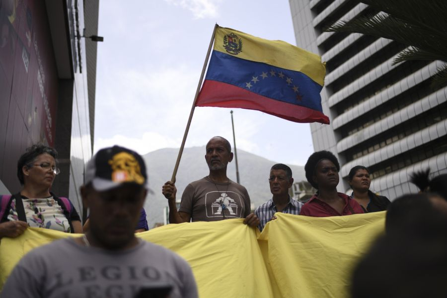 United Nations Human Rights Chief Michelle Bachelet Visits Venezuela