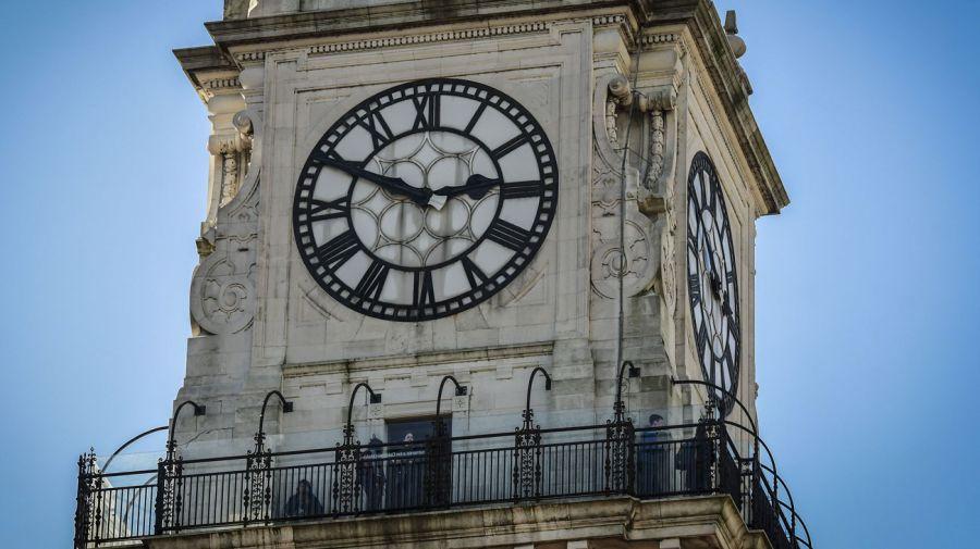 La torre de los ingleses reinauguracion