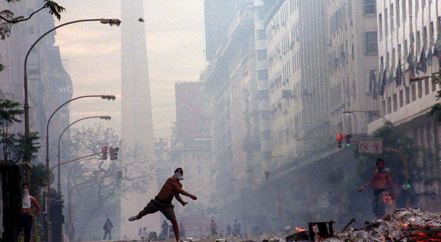Represión diciembre 2001 g