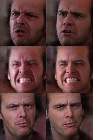 El escalofriante video de Jim Carrey que recorre el mundo