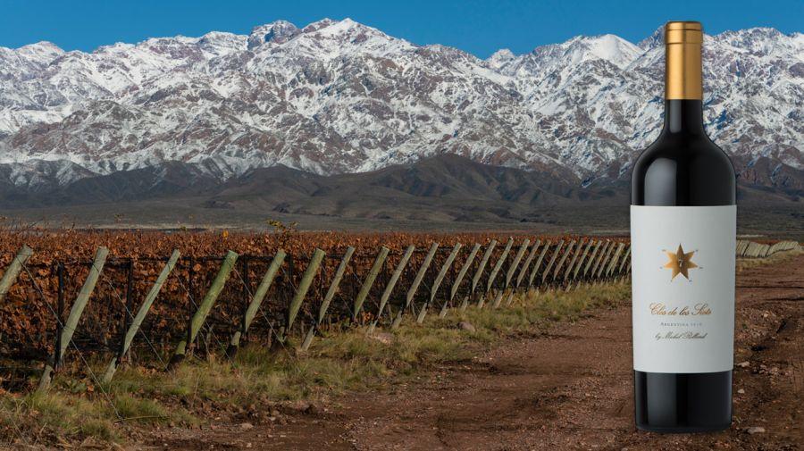 Valle de Uco, Mendoza cuna del Clos de los siete