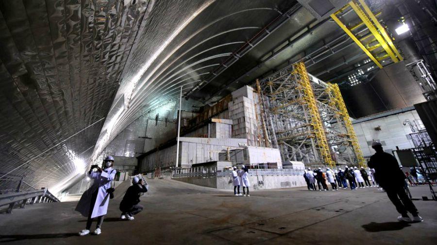 El gobierno de Ucrania apuesta por convertir a Chernobyl en