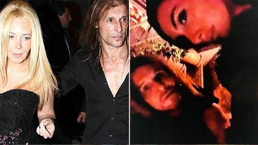Claudio Caniggia y Mariana Nannis, se divorcian. Sofía Bonelli sería la novia del ex futbolista.