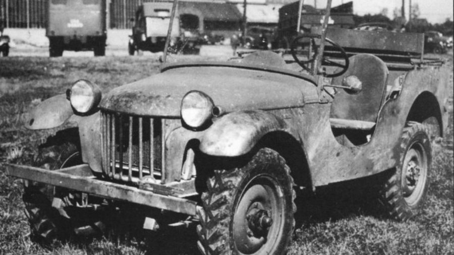 Bantam Recon Car