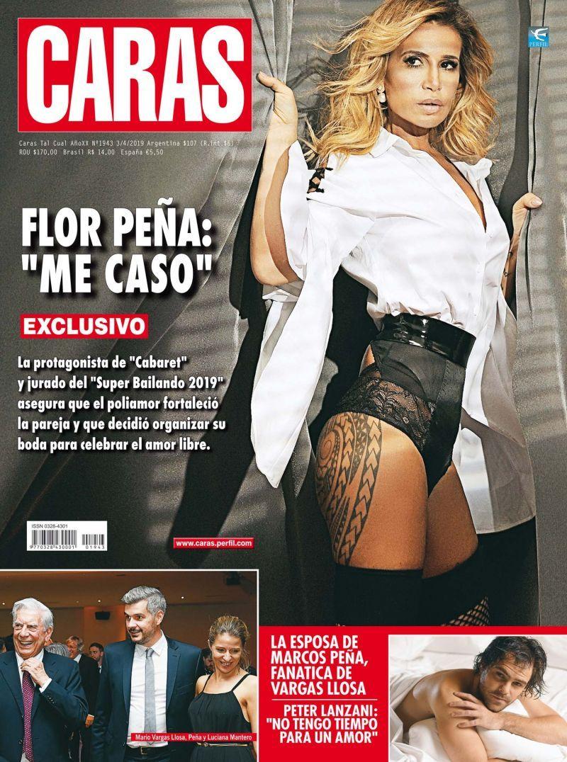 Tapa de Flor Peña
