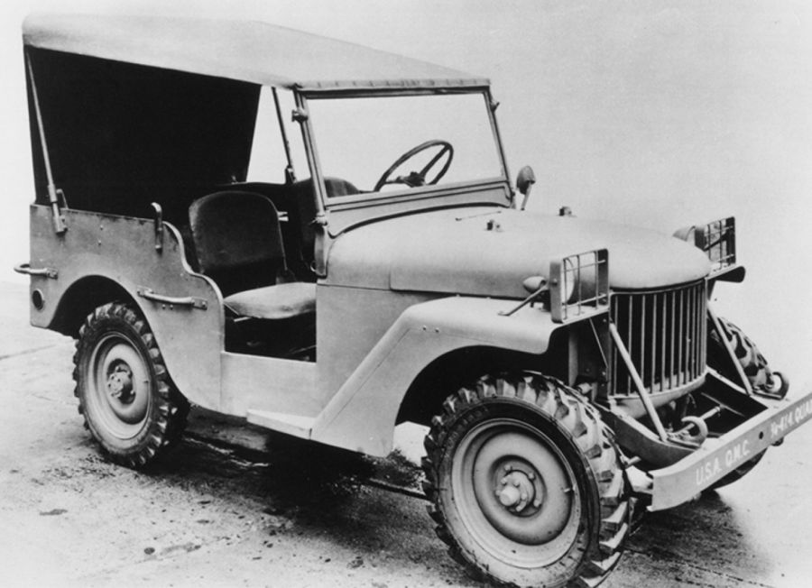 Willys Quad